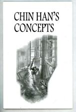 Chin Han's Concepts by Chin-Han Hsu (Signed) Fantasy Art (SOFTCOVER)- High Grade
