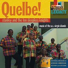 Stanley & The Ten Sl - Quelbe Music of the U.S. Virgin Islands [New CD]