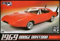 MPC 1969 Dodge Daytona 1:25 Scale Plastic Model Kit #709