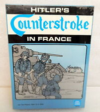 Hitler's Counterstroke In France WWII Wargame Task Force Games New SEALED!