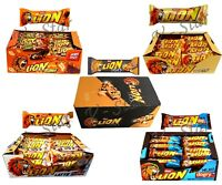 NESTLE LION CHOCOLATE BAR FULL BOX (LATTE/WHITE/PEANUT/LION ORIGINAL / LION 2GO)