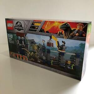 LEGO Jurassic World   75931 Dilophosaurus Outpost Attack   BNIB