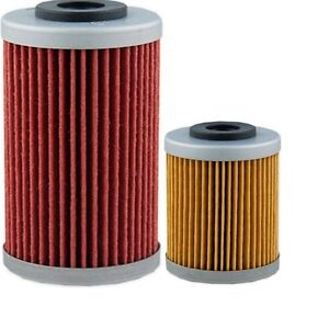 Hiflo Oil Filter KTM 250 400 450 520 525 560 SX XC EXC MXC XCW SMR HF155 HF157