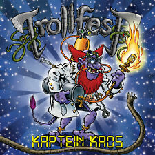 Troll fisso-Kaptein Kaos Digi CD + DVD NUOVO!
