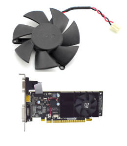 Fan For XFX R5 230 R7 250 R7 240 GPU VGA Cooler Graphics Card Cooling XY5010H12S