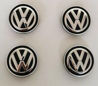 Originale 4x VW Abdeckkappe Nabendeckel Felgendeckel Nabenkappen 5G0601171