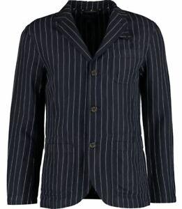 Polo Ralph Lauren men's striped blazer size M-US & L-US, Linen & Cotton blend