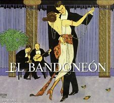El Bandoneon  Lo Esencial y Catalogo Ilustrado  BRAND NEW FACTORY SEALED CD