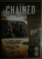 Chained - Jennifer Lynch neuf blister anglais uniquement zone 2 +16 ans