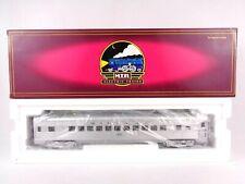 More details for mth rail king santa fe 70' passenger coach car ribbed o gauge scale o-42 rare