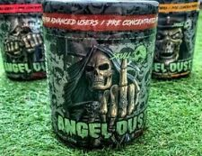 Skull Labs Angel Dust US HARDCORE Pre Workout BOOSTER 270g  -New Generation-