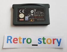 Nintendo Game Boy Advance GBA - L'Etrange Noel De Monsieur Jack - PAL