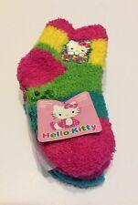 Hello Kitty 3-Pair Slipper Socks Size 18-24 Months