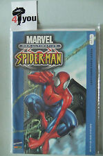9.6 NM+ ULTIMATE SPIDER-MAN # 4 + 5  GERMAN EURO VARIANT WP YOP 2001