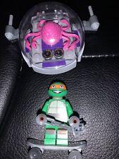 Lego TMNT Krang & Michelangelo - Teenage Mutant Ninja Turtles