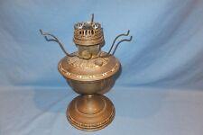 No. 8  Aladdin Brass Oil Lamp
