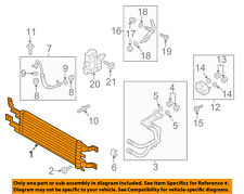 FORD OEM-Automatic Transaxle Oil Cooler DS7Z7A095A