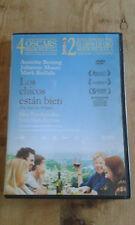 Como nuevo DVD película  LOS CHICOS ESTÁN BIEN -  Item For Colecctors