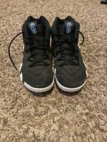 Nike Kyrie Irving 4 Ankle Taker Mens Size 10 Black White Teal Purple Worn Twice
