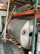 New listing 500 gallon and 1100 gallon mixing tanks includes 50 and 75 Hp motors with scale