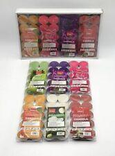 Set 120 Pezzi Candele Colorate Profumate Tealight Lumini hmj
