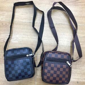 Men Trave Mini Messenger Bag Shoulder Bag Crossbody Handbag Small Bag