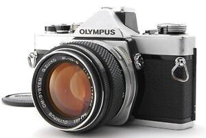 Near MINT/ OLYMPUS OM-1 + G.ZUIKO AUTO-S 50mm F1.4 from Japan #1439