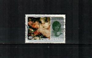 COOK ISLANDS Scott's 688 ( 1v ) Princess Diana, Christmas F/VF Used ( 1982 )