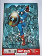 Uncanny Avengers #17 (2012 Series) High Garde Modern Collectible Comic MARVEL!