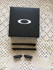 NEW AUTHENTIC Oakley Half Jacket Frame BLACK Ear Socks