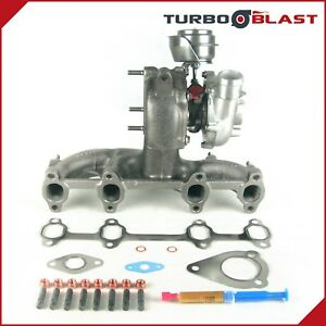 Turbolader Audi Skoda Seat VW 1.9 TDI ALH AJM AUY 90PS 101PS 110PS 115PS 713673