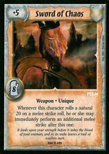 Warlord CCG BB Sword of Chaos