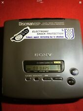 Sony D-515 Portable Discman Vintage Audiophile CD Player Very Rare Restored