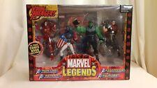 Marvel Legends Young Avengers BNIB