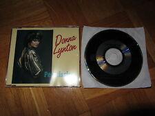 DONNA LYNTON Permission OOP EUROPEAN CD single