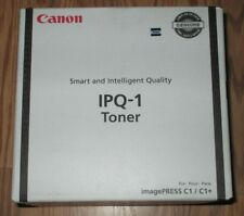 Genuine Canon IPQ-1 BLACK TONER 0399B003AA - CANON C1, C1+ .Great Deal!