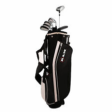 Ram Golf SGS Ladies Right Hand Golf Clubs Starter Set w/ Stand Bag -Steel Shafts