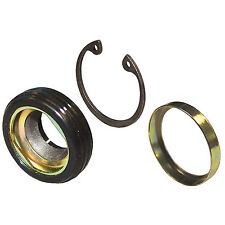 A/C Compressor Shaft Seal Kit w/Rubber Cover- Delphi Denso Diesel Kiki Sanden...