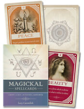 Magickal Spellcards: Craft, Cast, Activate, Empower, by Lucy Cavendish
