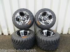 Suzuki LTZ400 VBW Sport Wheelset Wheel set Wheel rim set black silver