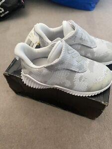 Infants Adidas Forta Run Grey Size 9 BNIB Box A Little Damage From Storage