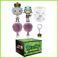 Funko POP! Rick and Morty SEALED BOX GameStop Exclusive Tony crown KING OF sh*t