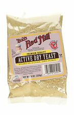 Bob's Red Mill Active Dry Yeast Gluten Free 8 Ounce Free Shipping