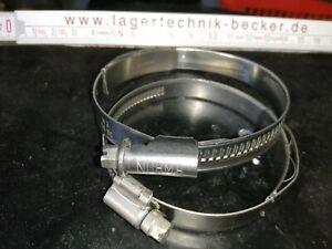 Schlauchschelle 60-80 W3 NORMA TORRO 12mm Schneckengewindeschelle