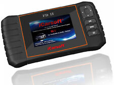 iCarsoft FDII OBD Tiefendiagnose passt bei Ford Focus Cabriolet , ABS,Airbag….