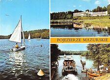 BT11961 Pojezierze mazurskie jeziroro szelag moly          Poland
