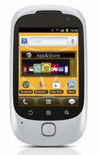 Telefono Cellulare Smartphone Android ZTE MD Smart Momo Design - Bianco GPS WiFi