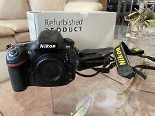 Nikon D800 36.3MP Digital SLR DSLR Camera Body Only with Box