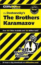 CliffsNotes on Dostoevsky's The Brothers Karamazov, Revised Edition (Cliffsnotes
