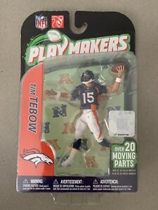 McFarlane Toys NFL Denver Broncos Playmakers Series 2 Tim Tebow Action Figure